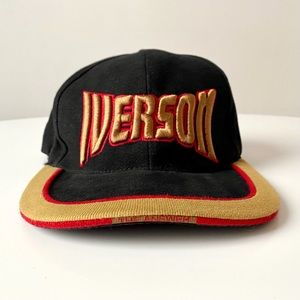 Iverson 76ers Hat